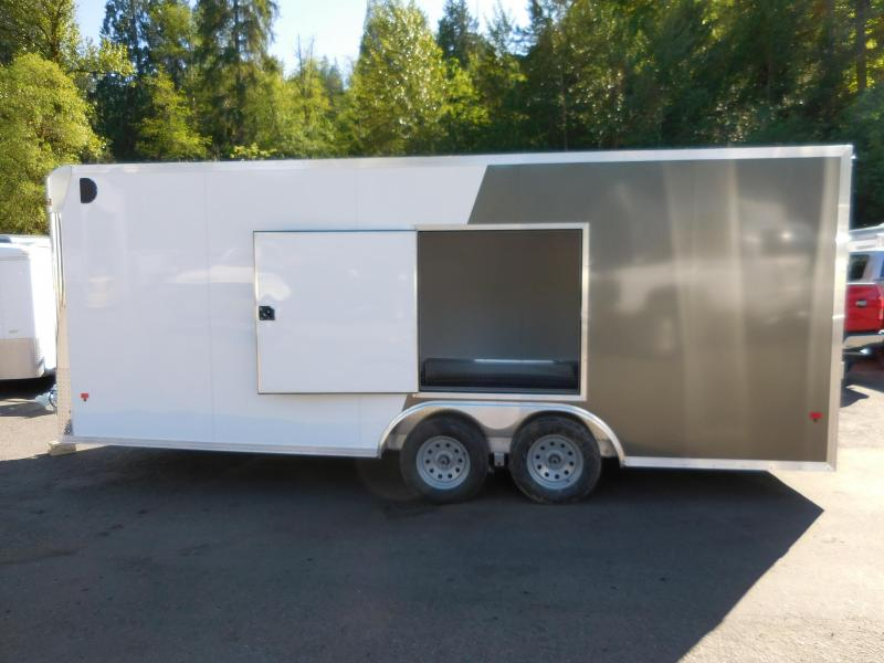 2017 EZ Hauler 8.5x20 Standard Enclosed Trailer