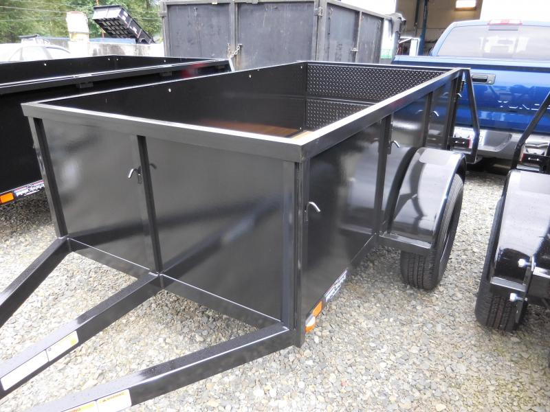 2016 Iron Eagle Voyager 4x8 Utility Trailer