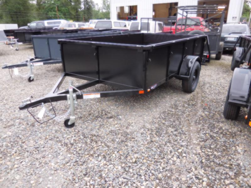 2018 Iron Eagle 6x10 Voyager Series Utility Trailer