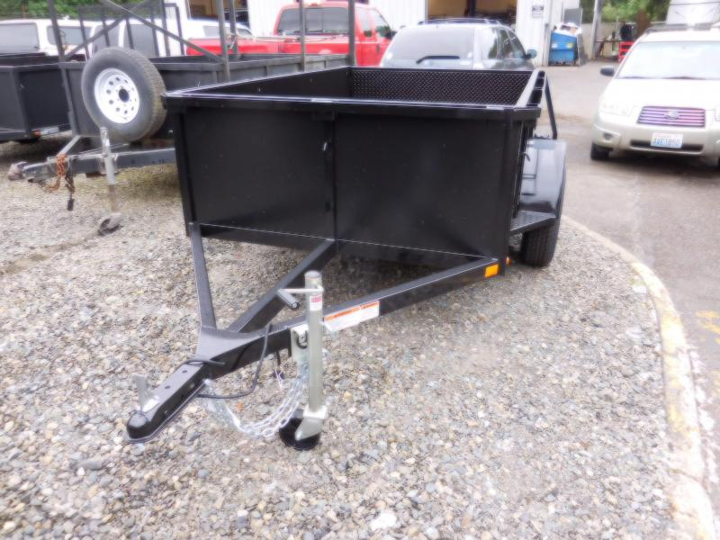 Custom 2018 Iron Eagle 5x8 Voyager Series Utility Trailer