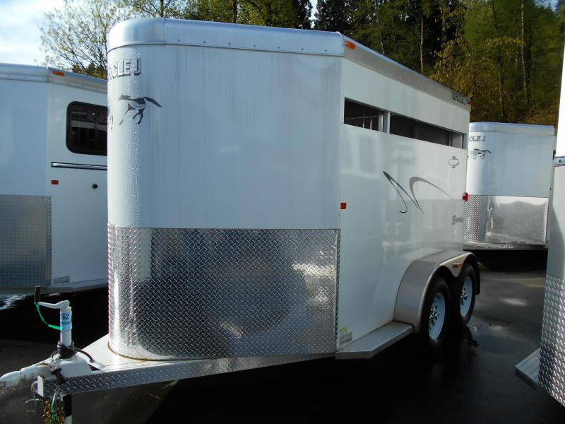 Horse and Stock Trailers | Trailers NW Horse Trailers ...