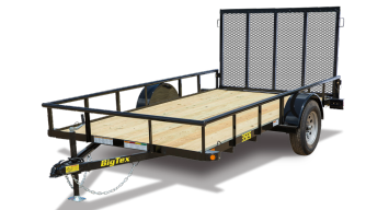 2019 Big Tex  30ES 5X10 Utility Trailer