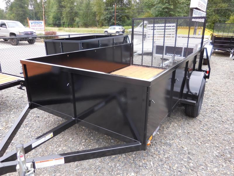 2016 Iron Eagle Voyager 6x10 Utility Trailer with brakes!