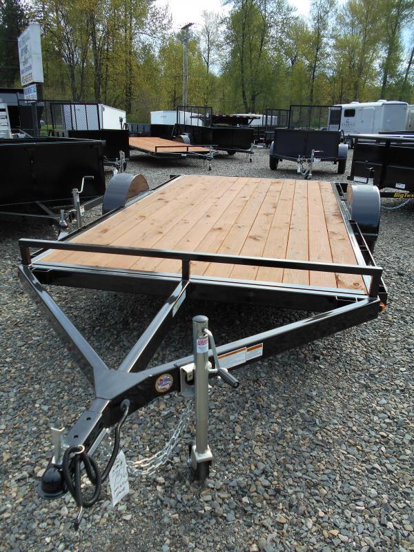 2014 Iron Eagle ATV Model 6.5x14 Flatbed