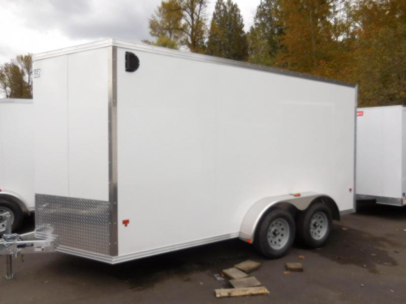 2018 EZ Hauler 7x14 Cargo / Enclosed Trailer