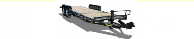 2019 Big Tex 14TL 80x22 Flatbed Trailer