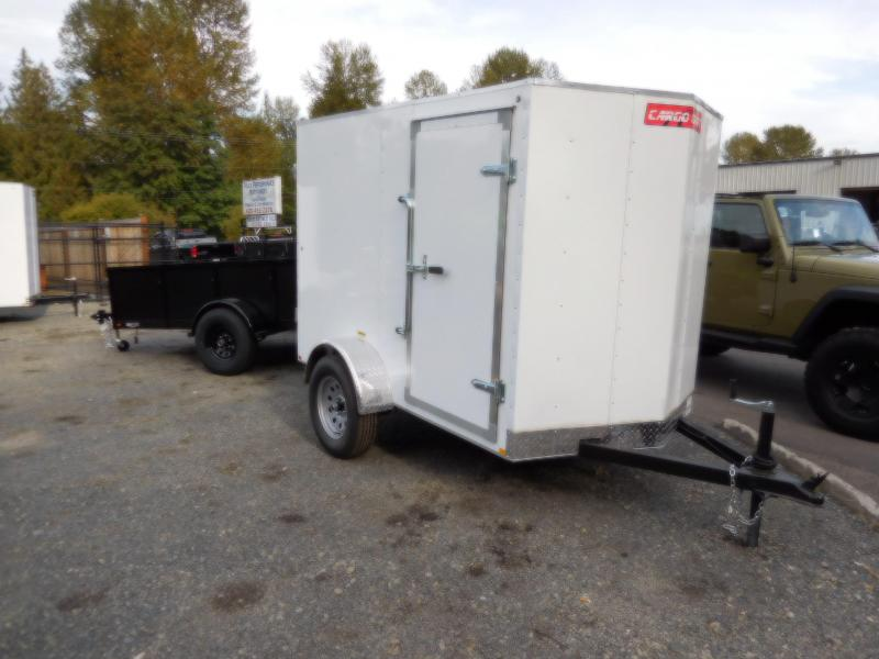 2019 Mirage Trailers 5x8 Enclosed Cargo Trailer