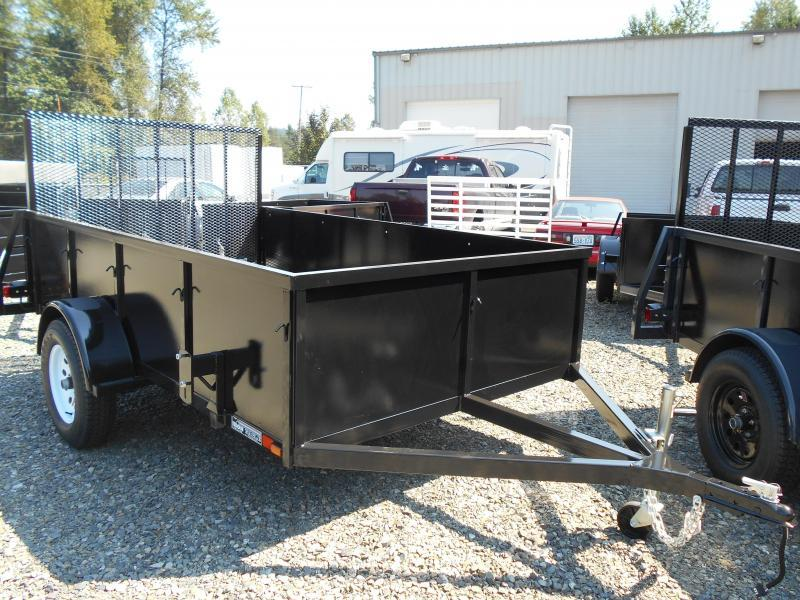 2014 Iron Eagle Voyager 6x10 Utility Trailer