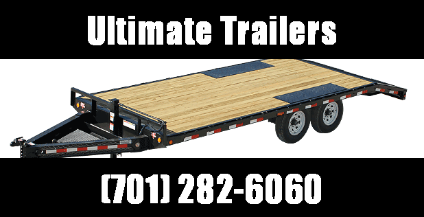 2019 PJ Trailers F8 Series 20' Deckover Flatbed Trailer