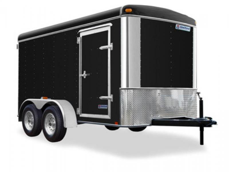 2018 United Trailers U Series Enclosed Cargo Trailer