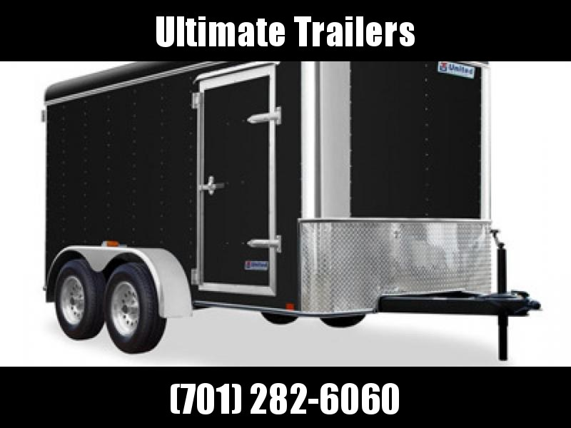 2019 United Trailers U Series Enclosed Cargo Trailer