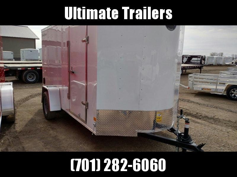 2019 Wells Cargo FT612S2 Enclosed Cargo Trailer