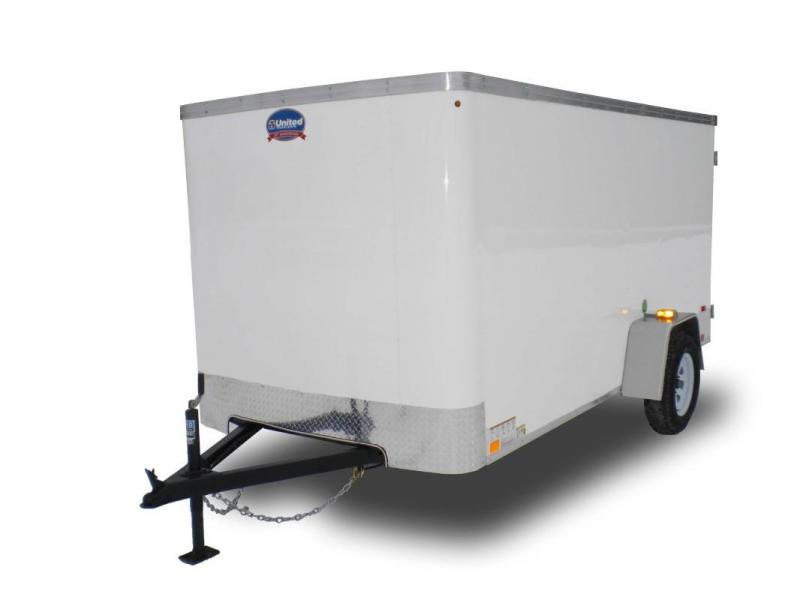 2018 United Trailers XLE Series Enclosed Cargo Trailer