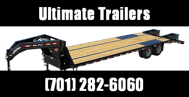 2020 PJ Trailers LD Series Low-Pro Flatdeck with Duals