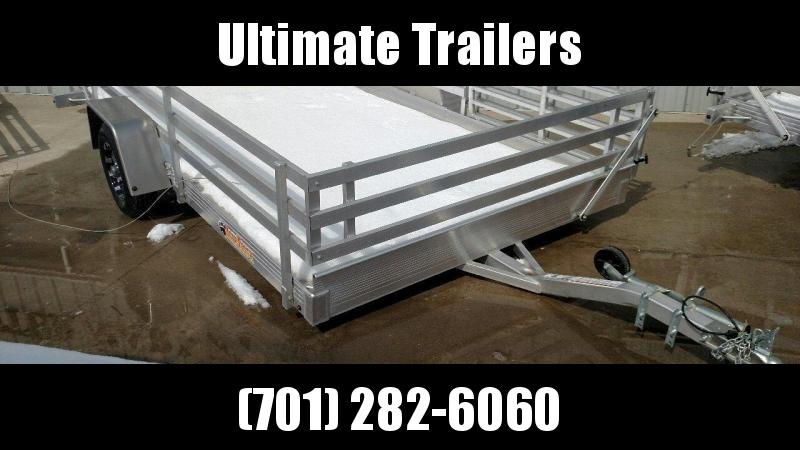 2017 Bear Track Products BTU82144 Utility Trailer