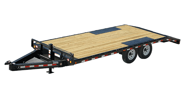 2019 PJ Trailers F8 Series 22' Equipment Trailer