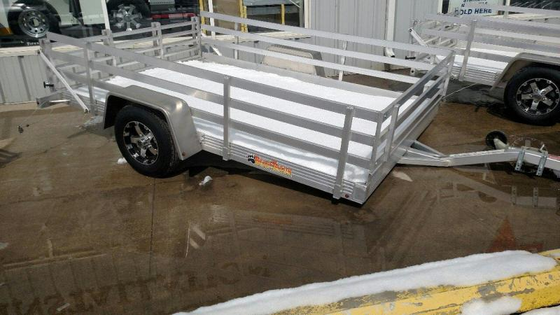 2017 Bear Track Products BTU82120 Utility Trailer