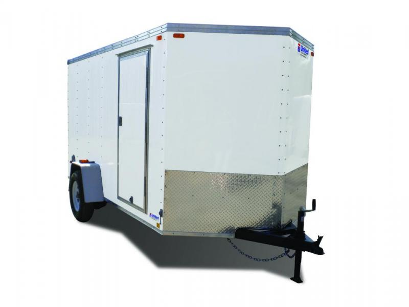 2018 United Trailers XLV Series Enclosed Cargo Trailer