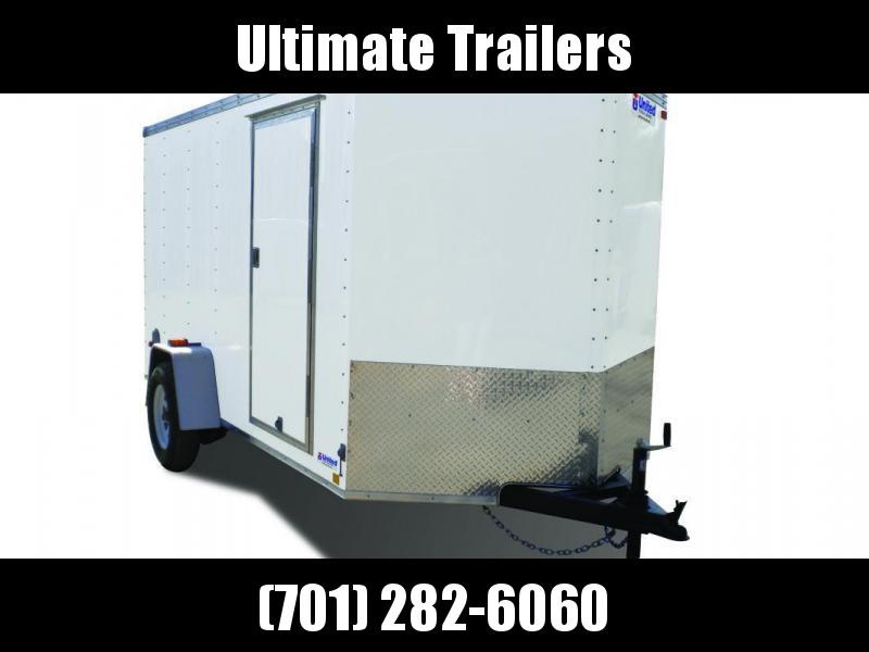 2019 United Trailers XLV Series Enclosed Cargo Trailer