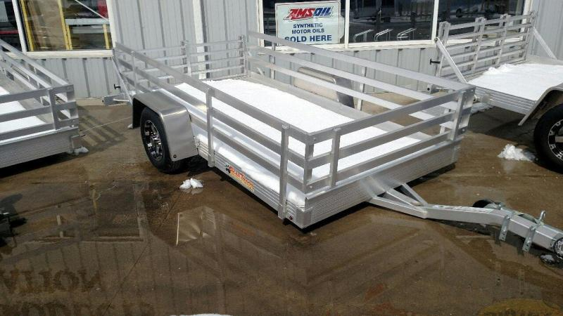 2017 Bear Track Products BTU65120S Utility Trailer