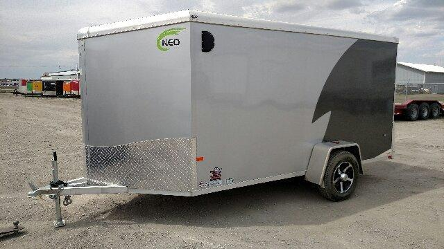 2017 NEO Trailers NAMR 6x12 Enclosed Cargo Trailer