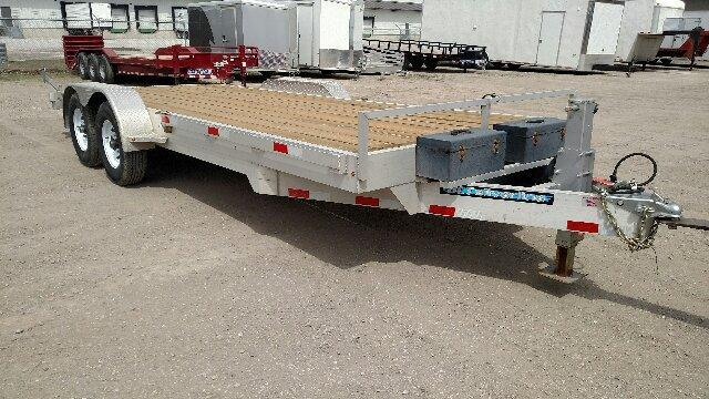 2014 DCT Silverline 20 - 14K Equipment Trailer