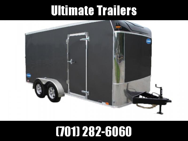 2019 United Trailers UXT Series Enclosed Cargo Trailer