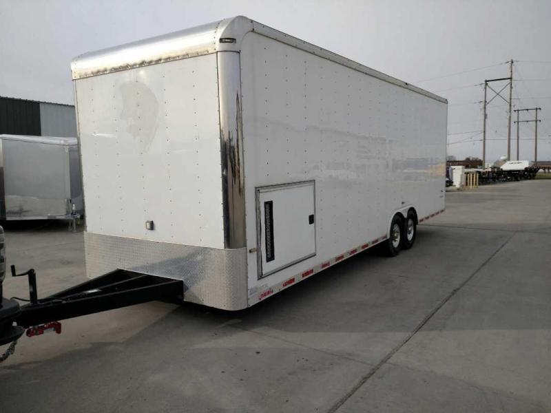 2009 American Hauler 8.5x28 Enclosed Race Trailer