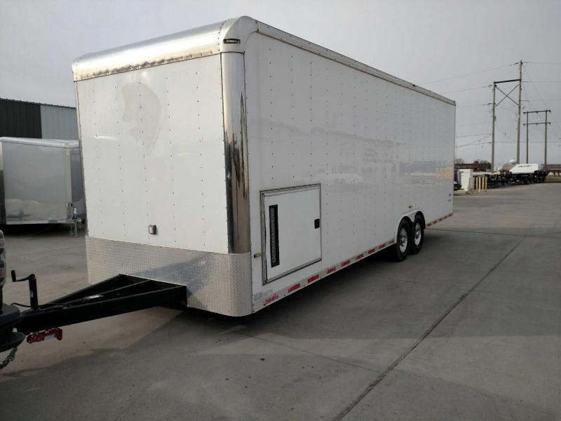 2009 American Hauler Industries AE8528TA3 Car / Racing Trailer