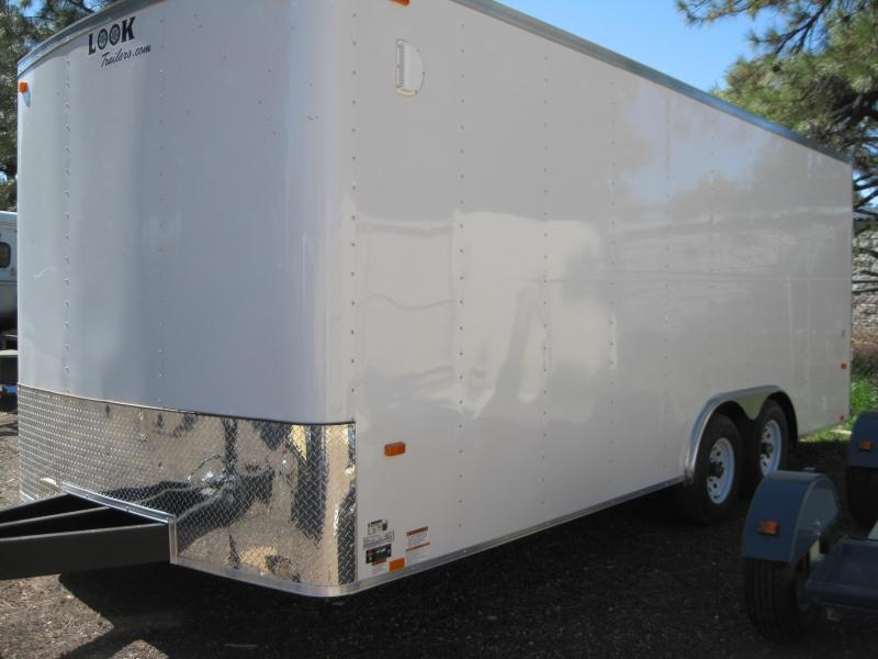8.5 X 20 Outback / Enclosed 10K GVW
