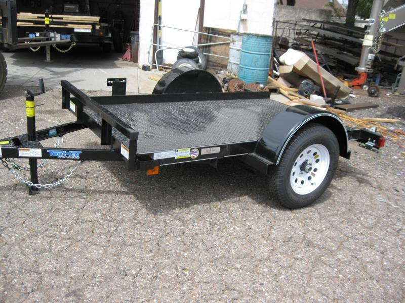 5X8 Flatbed Welding Machine Steel Deck