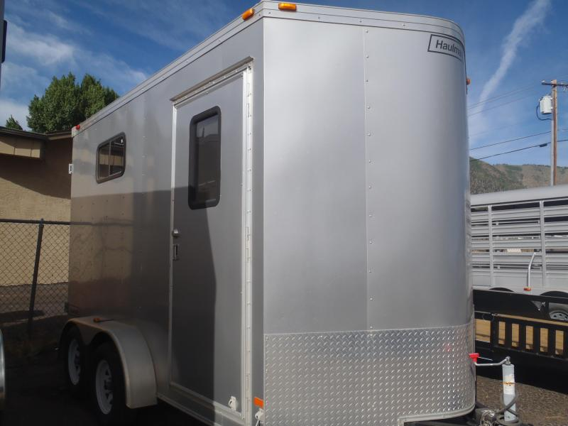7x12 TA ST Cargo / Enclosed Trailer Tandem Axle