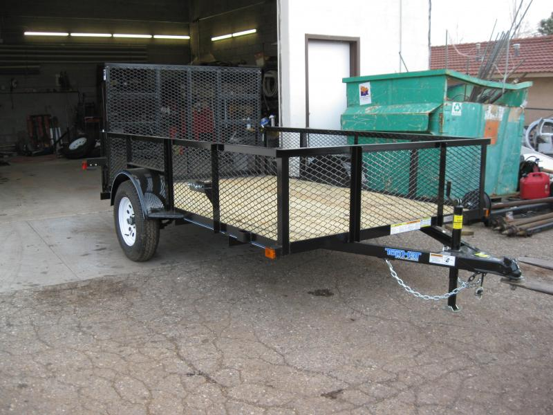 77X10 Lanscaper Utility Trailer with 2
