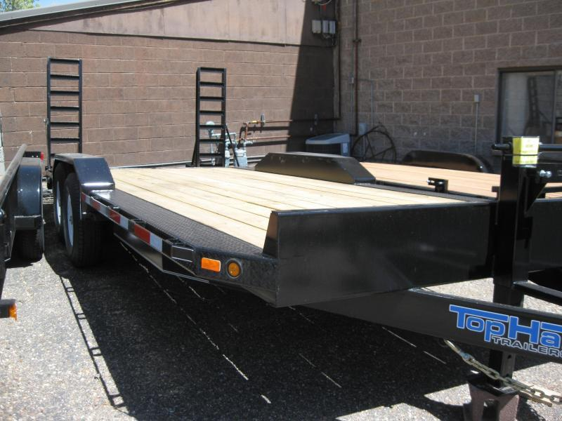 102 X 20 Equipment Hauler with Drive over fenders and 5