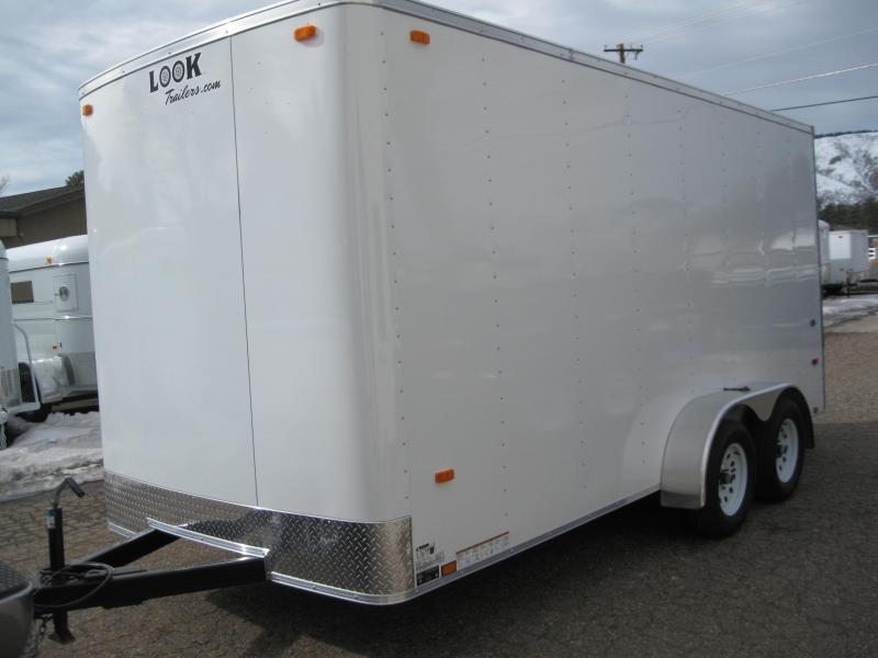 7X16 Cargo Enclosed Cargo / Enclosed Trailer