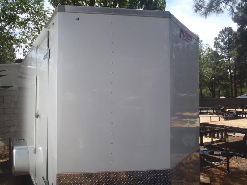 7X16 Outback Cargo Enclosed Cargo 7
