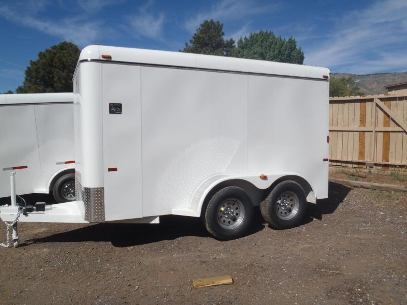 2018 W-W Trailer 6X12 Cargo Carrier Enclosed Cargo Trailer
