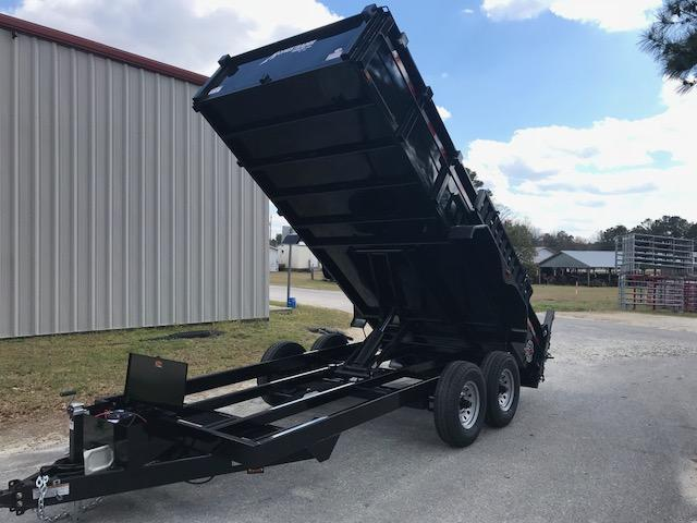 2018 Homesteader 7x16 Dump Trailer