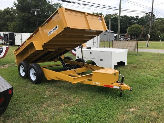 2017 Bri-Mar 7'x12' Dump Trailer