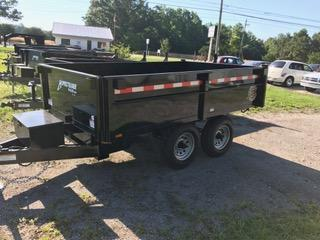 2017 Homesteader 6x10MB Dump Trailer