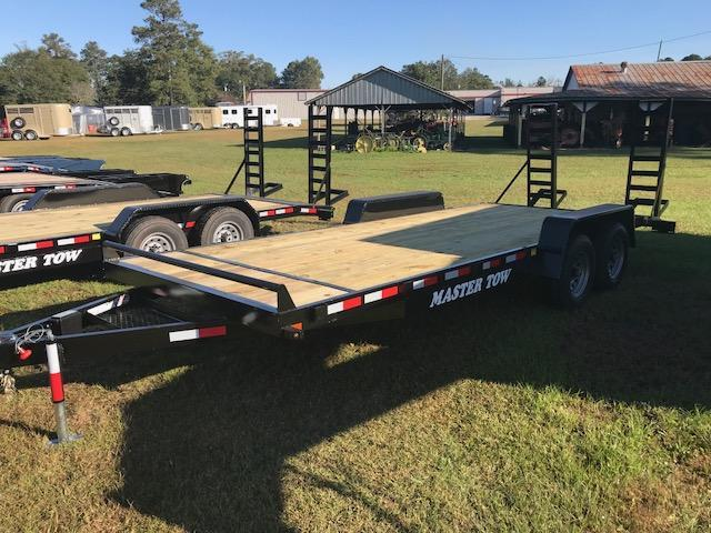 2019 Master Tow 20ft 10K Equipment Trailer