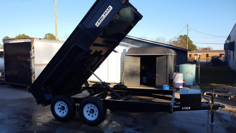 2017 Bri-Mar 6'x12' Dump Trailer