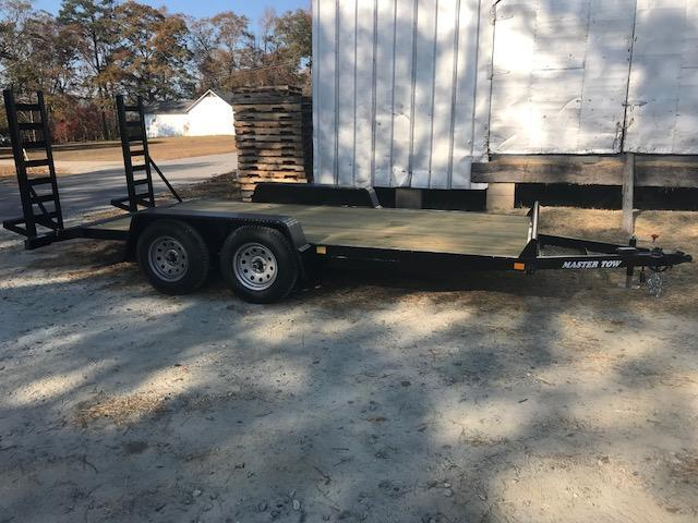 2018 Master Tow 16ft Equipment Trailer