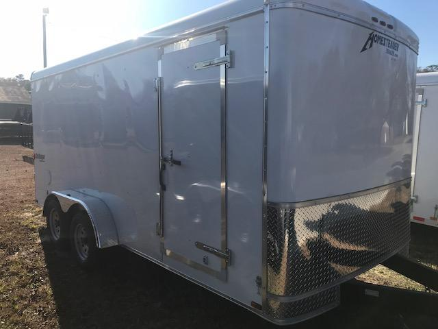 2017 Homesteader Challenger 7x16 Enclosed Cargo Trailer