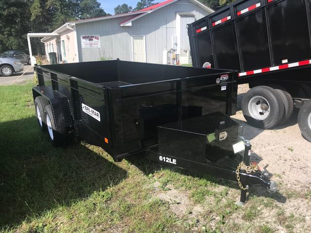 2018 Bri-Mar 612DUMP Dump Trailer