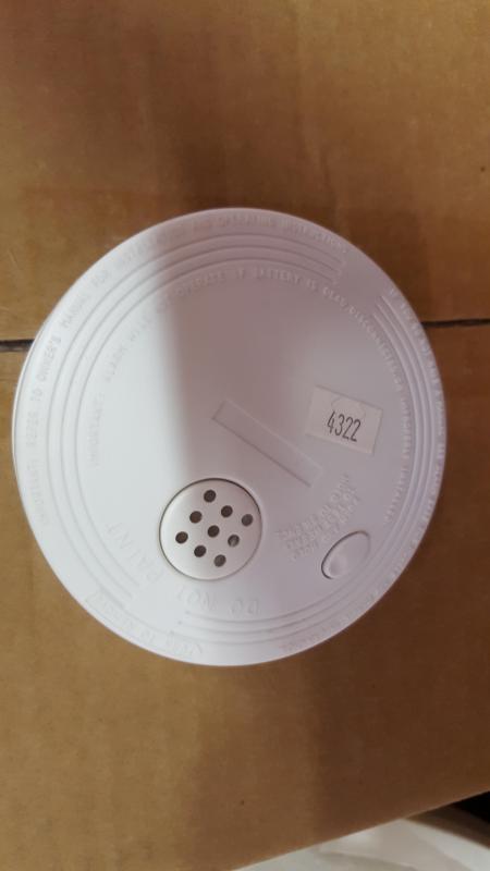 Smoke & Fire Alarm
