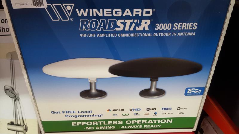 WineGard Antenna