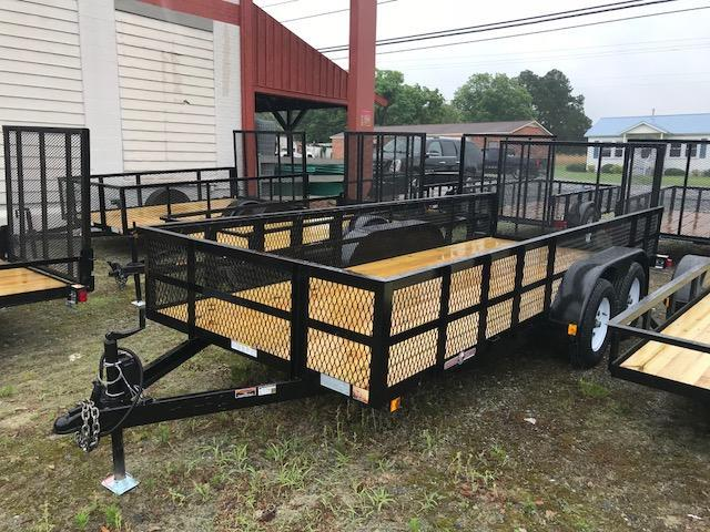 2019 Currahee LD616HS Utility Trailer