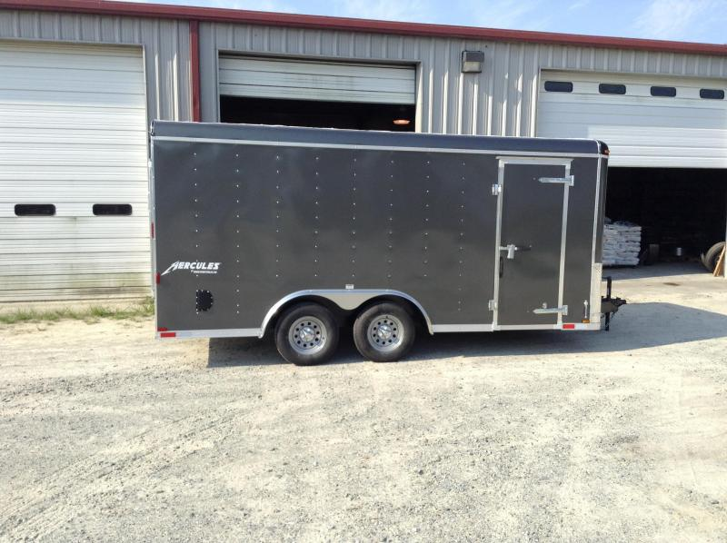 2016 Homesteader 8.5x16 Cargo / Enclosed Trailer