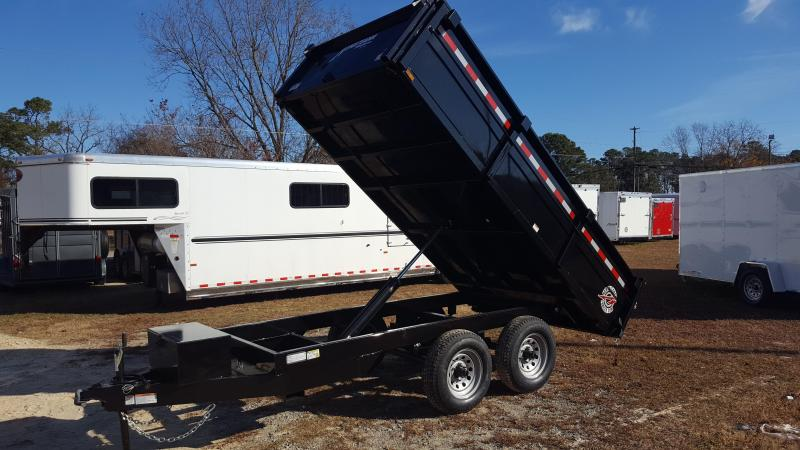 2017 Homesteader 6x12MB Dump Trailer